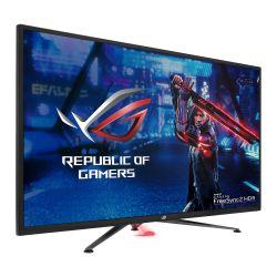 "Asus 43"" ROG STRIX 4K HDR Gaming Monitor (XG438Q), 3840 x 2160, 4ms, 3 HDMI, DP, 120Hz, Lighting Effects, Remote Control, VESA"
