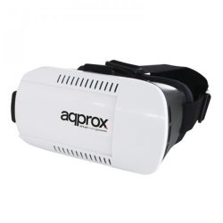 Approx Virtual Reality Headset for Smart Phones, Optical Lens, Adjustable Focus