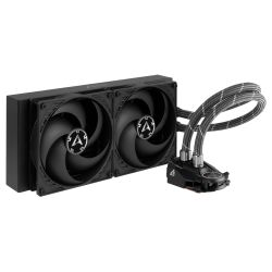 Arctic Liquid Freezer II 280mm Liquid CPU Cooler, PWM Fan & PWM Controlled Pump