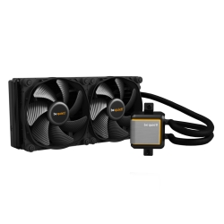 Be Quiet! Silent Loop 2 280mm ARGB Liquid CPU Cooler, Dampened & Adjustable Pump, 3 x 14cm Silent Wings 3 PWM Fans