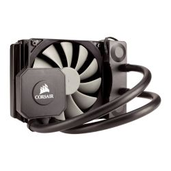 Corsair Hydro H45 120mm Liquid CPU Cooler, 1 x 12cm PWM Fan