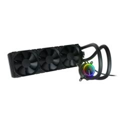 Fractal Design Celsius+ S36 Dynamic 360mm ARGB Liquid CPU Cooler, PWM Fan Hub, ARGB Pump, 3x Dynamic X2 GP-12 PWM Fans