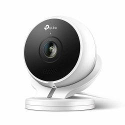 TP-LINK KC200 Kasa Cam Outdoor Wireless Surveillance Camera, Siren, 2-way Audio, Weatherproof, Free Cloud Storage