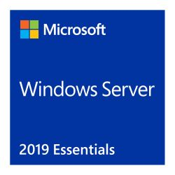 Microsoft Windows Server 2019 R2 Essentials, 64-bit, DVD, 1x Server 1-2 CPU Licence, OEM