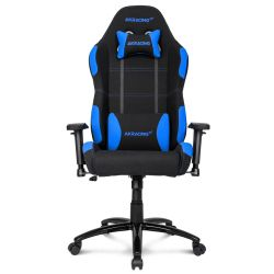 AKRacing Core Series EX Gaming Chair, Black & Blue, 510 Year Warranty