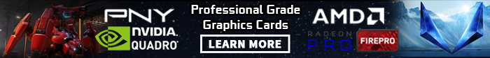 Professional Graphics Cards